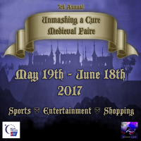 3rd ANNUAL UAC MEDIEVAL FAIRE BENEFITING RELAY FOR LIFE ..coming May 19th 2017