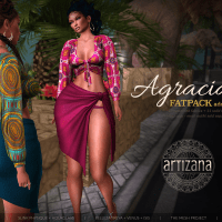 @1594– The Surreal Lyfe feat…Artizana -Agracia @ The Garage Fair 2017