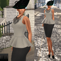 @1589– The Surreal Lyfe feat.:Haus of Ito: Harrisonburg Outfit @ L'Elite Event May 10-30