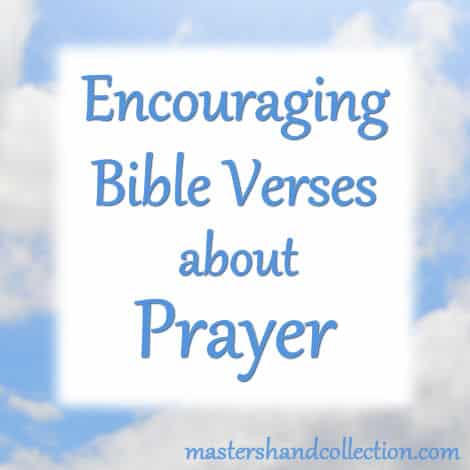 encouraging bible verses about