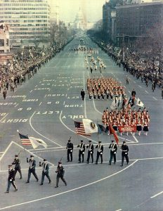 The Boston Crusaders, Pennsylvania Avenue, Washington D.C.