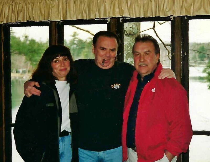 Linda L, Rick, and Gerry