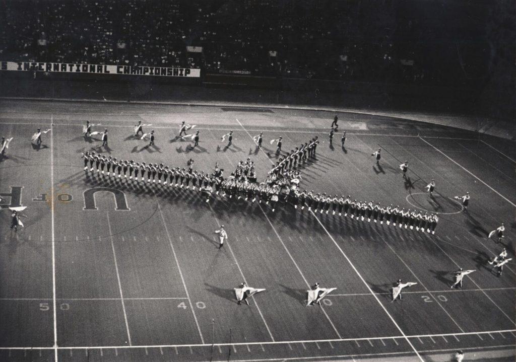 27th Lancers 1976 DCI Championship, Philadelphia, PA