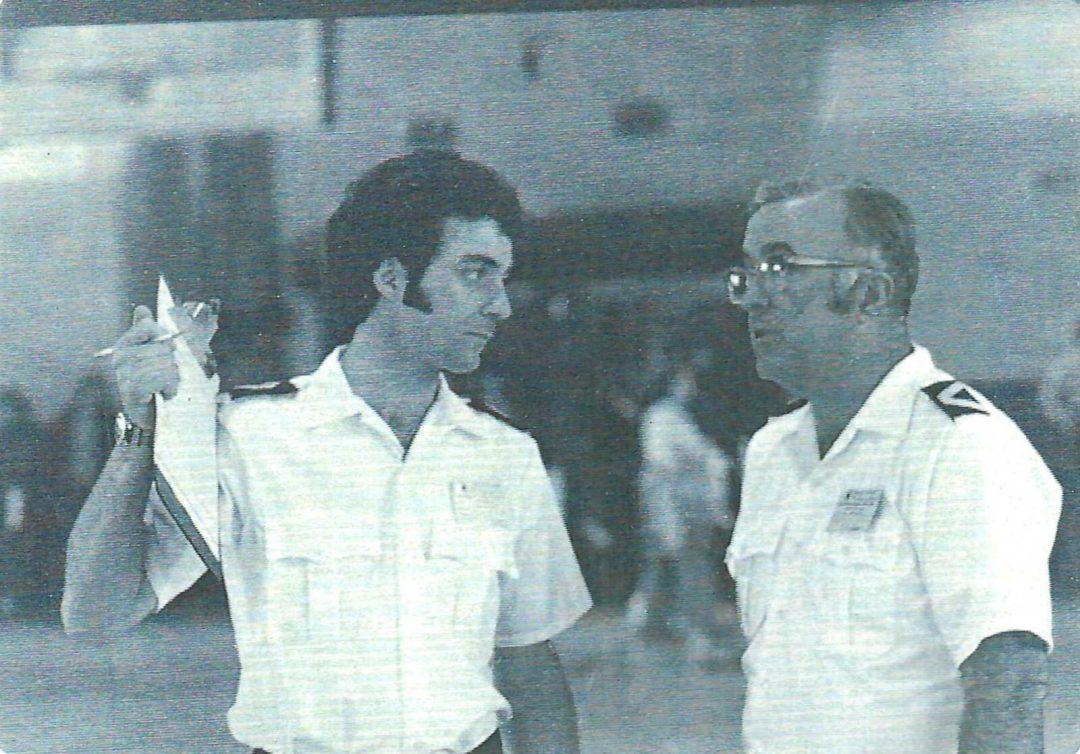 George Oliviero and Jack Whelan