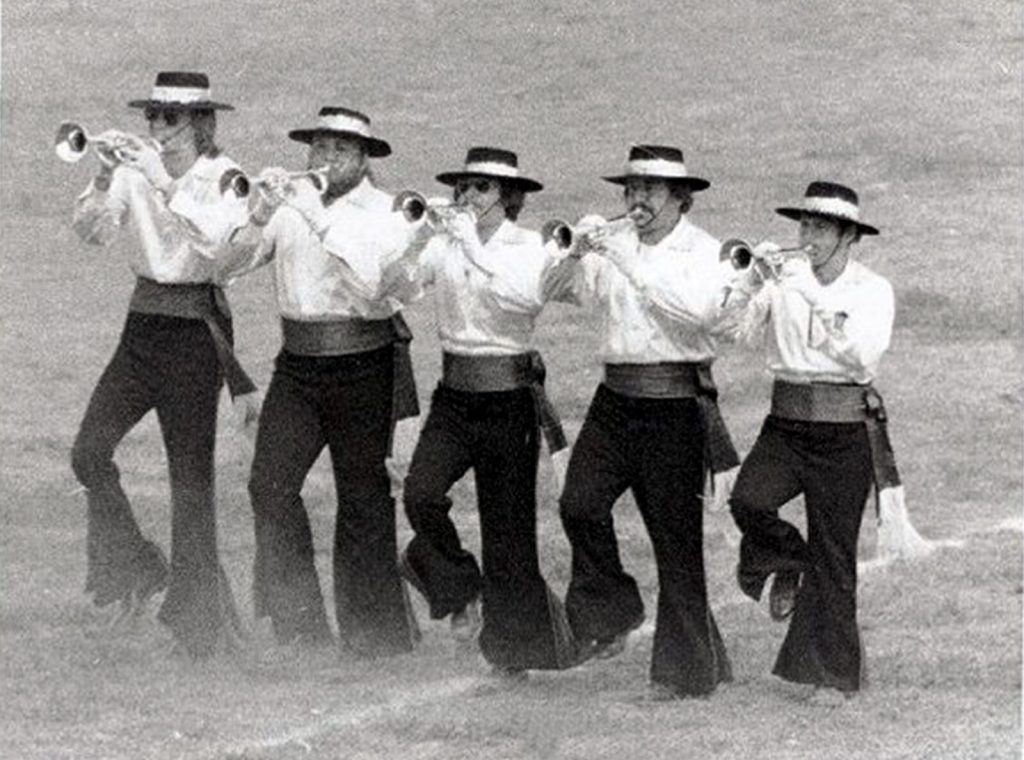 1975 Hawthorne Caballeros sopranos