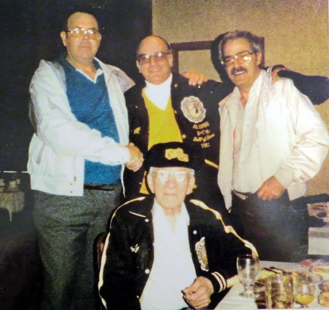 Ralph Silverbrand, Al Saia, Paul Palange, and Scotty Chappell
