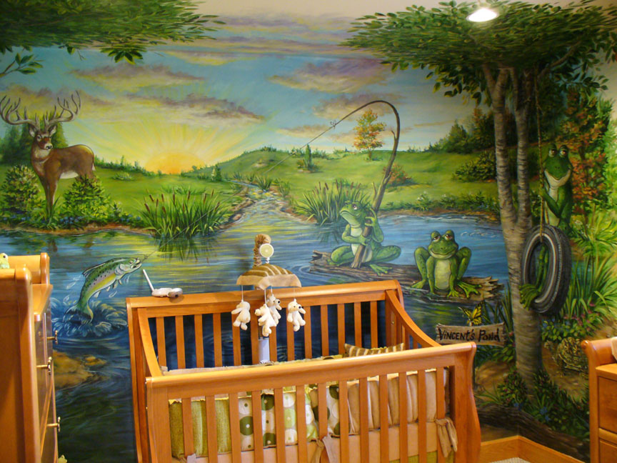 Wallpaper Batu Alam 3d Childrens Rooms