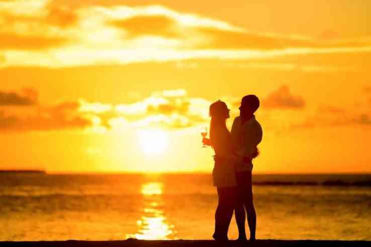 Romantic Spanish for lovers