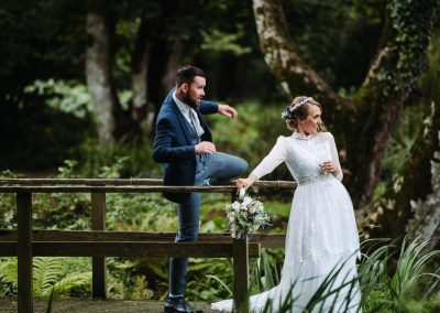 Burtown House & Gardens Wedding photographer
