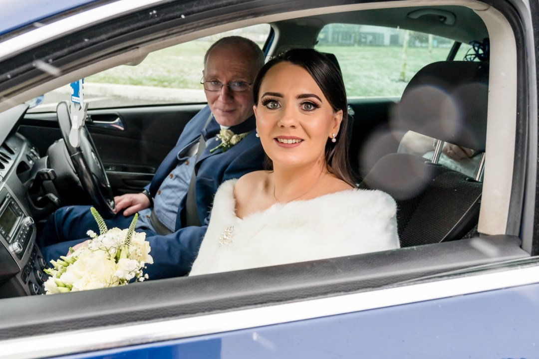 County Arms Hotel Wedding photography