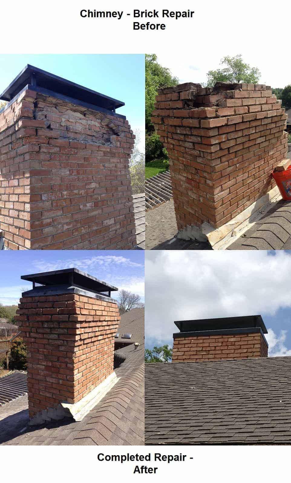 Chimney Repairs  Chimney Repair  Masters Services