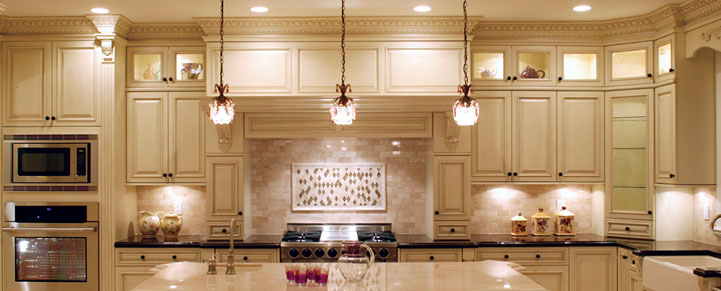 the four elements of kitchen lighting