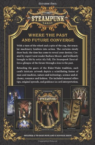The Steampunk Tarot