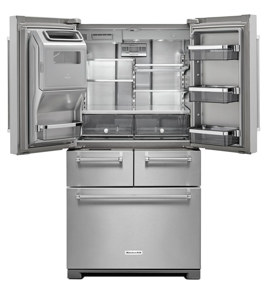 KitchenAid 25 Cu Ft 5 Door Fridge Master Technicians Ltd