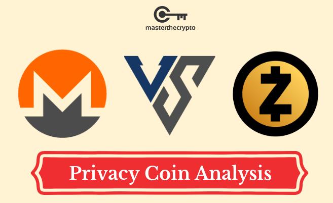 Privacy Coin, privacy coin analysis, monero, xmr, zcash,