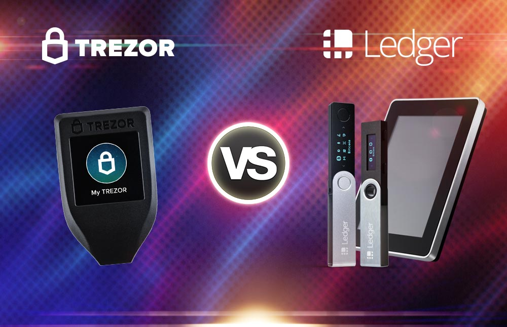 Trezor-Vs-Ledger review