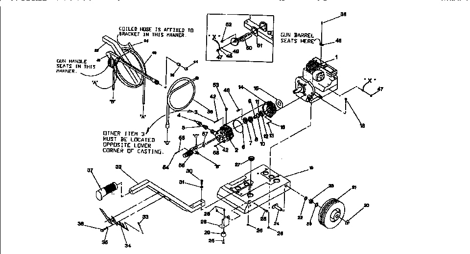 Pressure Washer Engine Diagram : 30 Wiring Diagram Images