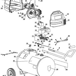 Craftsman Pressure Washer Pump Parts Diagram 1974 Cb450 Wiring Sears 919.167630 Air Compressor