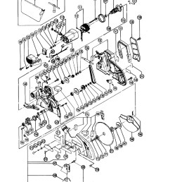 hitachi sliding compound miter saw parts c10fs craftsman chainsaw parts diagram 358 351081 hitachi miter saw [ 897 x 1022 Pixel ]