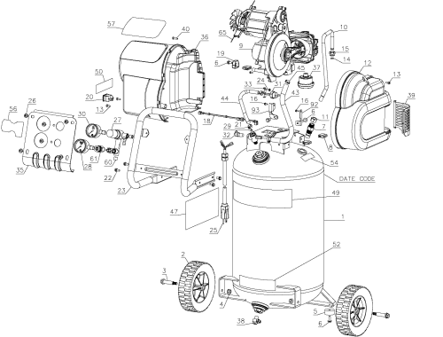 small resolution of click the part reference numbers in this schematic to choose your parts or scroll down to choose your parts from the parts list