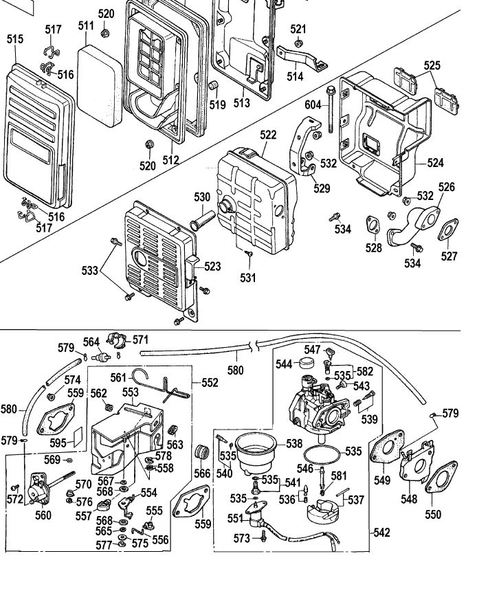 Honda Em500 Generator Repair Manual
