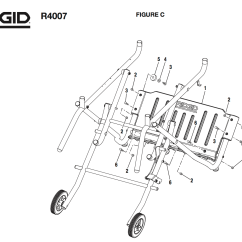 Ridgid Pressure Washer Parts Diagram Labled Of The Lungs R4007 Tile Saw