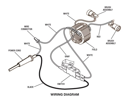 small resolution of r4120 wiring 12 compound miter saw wiring diagram