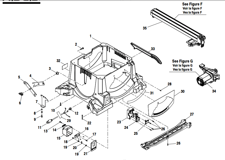 Ridgid R4513 Switch Wiring : 26 Wiring Diagram Images