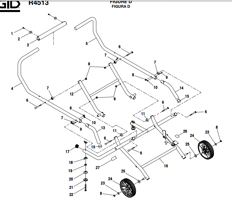Ridgid R4513 Wiring Diagram : 27 Wiring Diagram Images