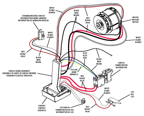 small resolution of ridgid r86116 wiring master tool repair battery and inverter wiring diagram drill master wiring diagram