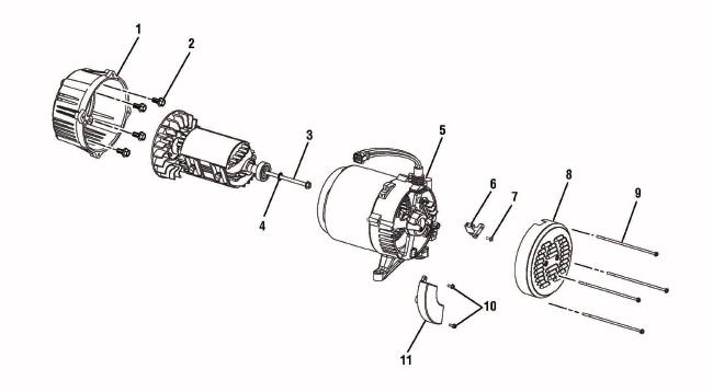 Acdelco 22si Alternator Wiring Diagram 4 Wire Alternator