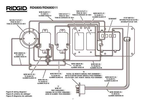 small resolution of rd6800 wiring diagram 21 wiring diagram images wiring ridgid 700 switch wiring diagram ridgid table saw