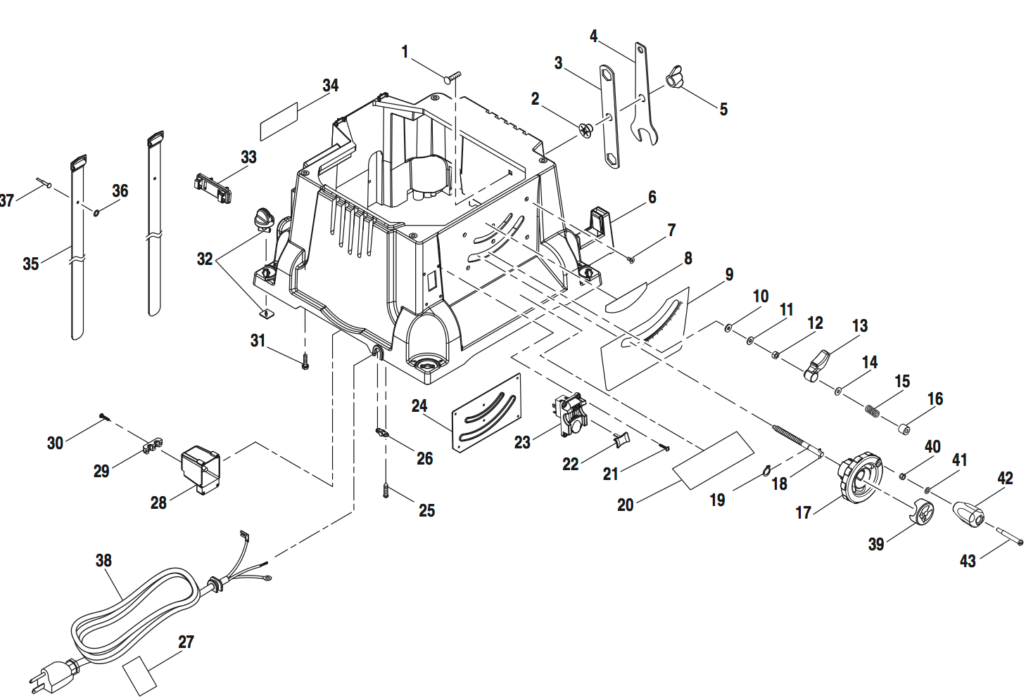 hight resolution of ryobi table saw switch wiring diagram 37 wiring diagram table saw dw744 motor de walt table