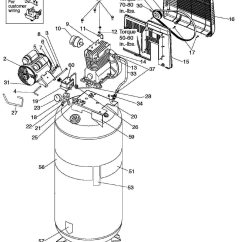 Craftsman Air Compressor Wiring Diagram Jeep Wrangler Stereo For 43