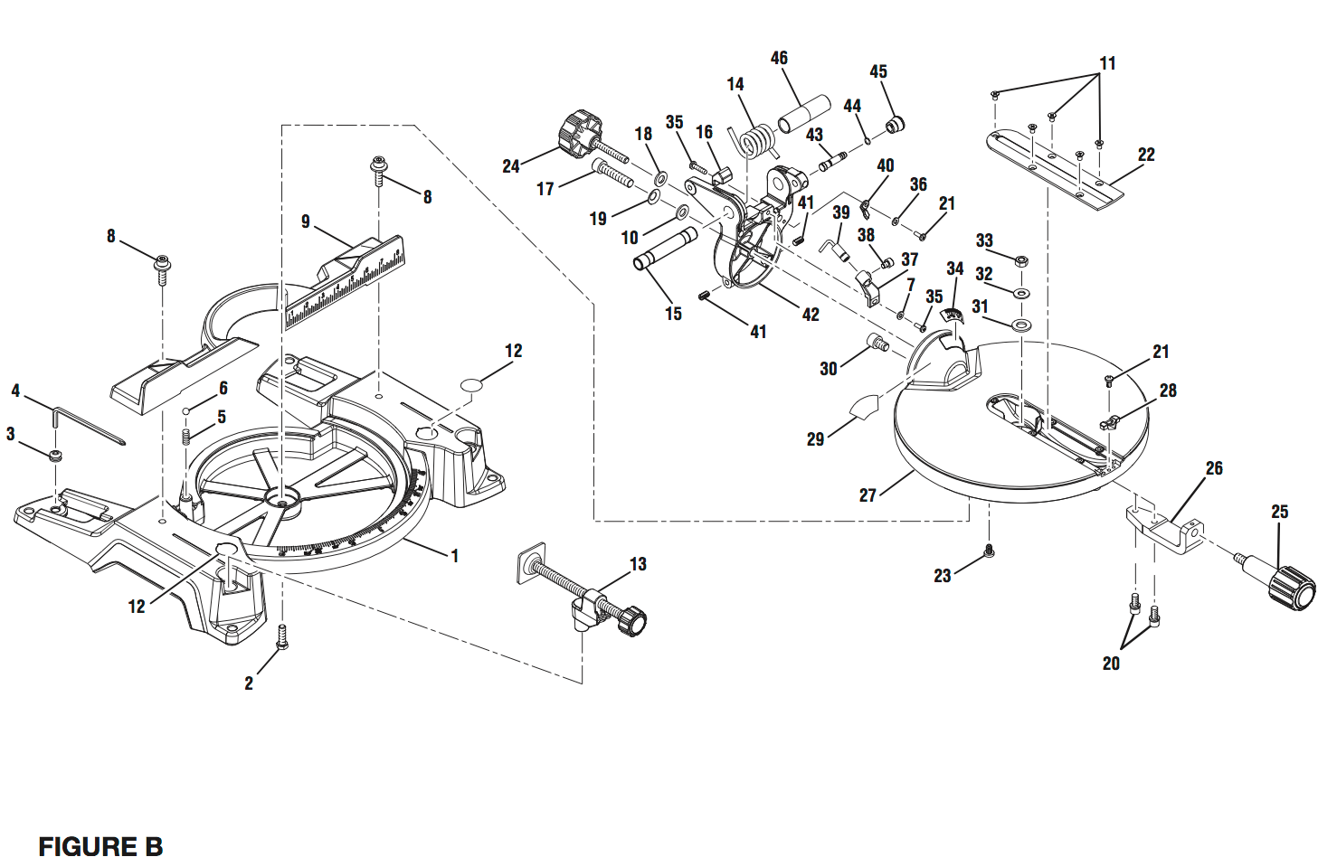 Ryobi Miter Saw Wiring Diagram : 30 Wiring Diagram Images