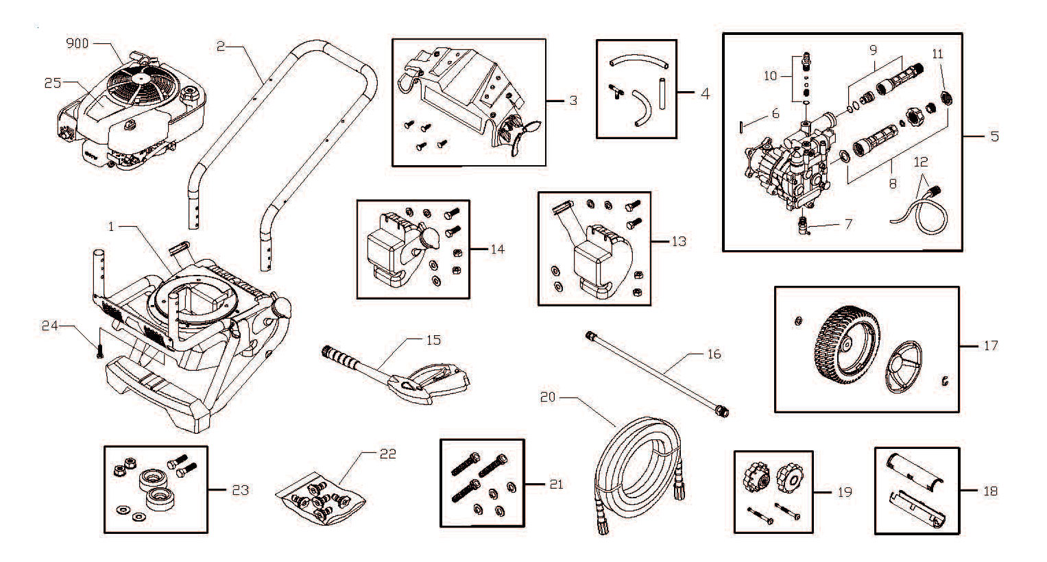 troy bilt pressure washer parts diagram dogfish muscle 020416