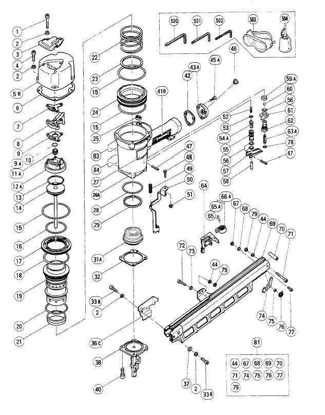 99 Avalon Wiring Diagram
