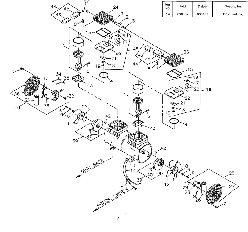 Air Compressor 240 Volt Wiring Diagram