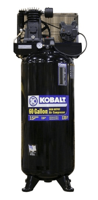 Kobalt 60 Gallon Air Compressor Motor
