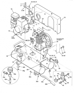 Air Compressor 240v Wiring Diagram 3 Phase 208V Wiring