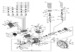 Old Air Compressors Old Printers Wiring Diagram ~ Odicis