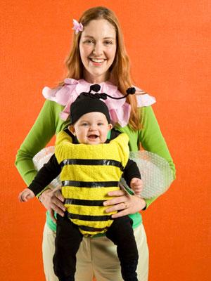 DIY BabyBumblebee