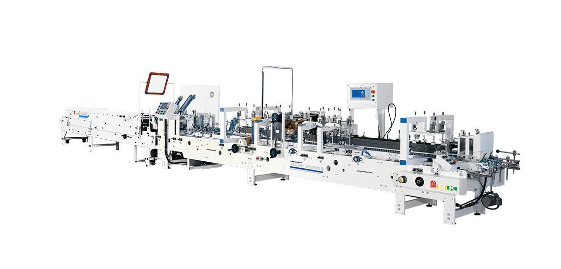 Masterwork 550/650/800/1000FBII Folder Gluer Machine
