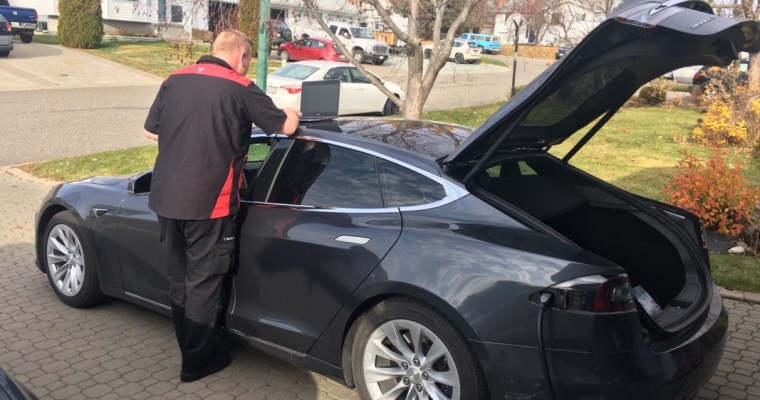 Tesla Service in Remote Locations