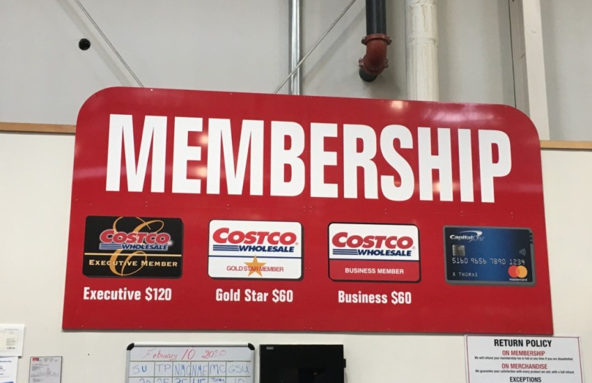 Costco Executive Membership Benefits
