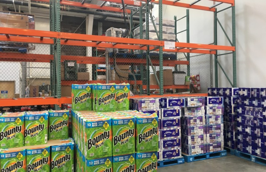 Costco Corona Panic Tips