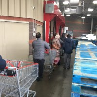 Costco Line Up Tips