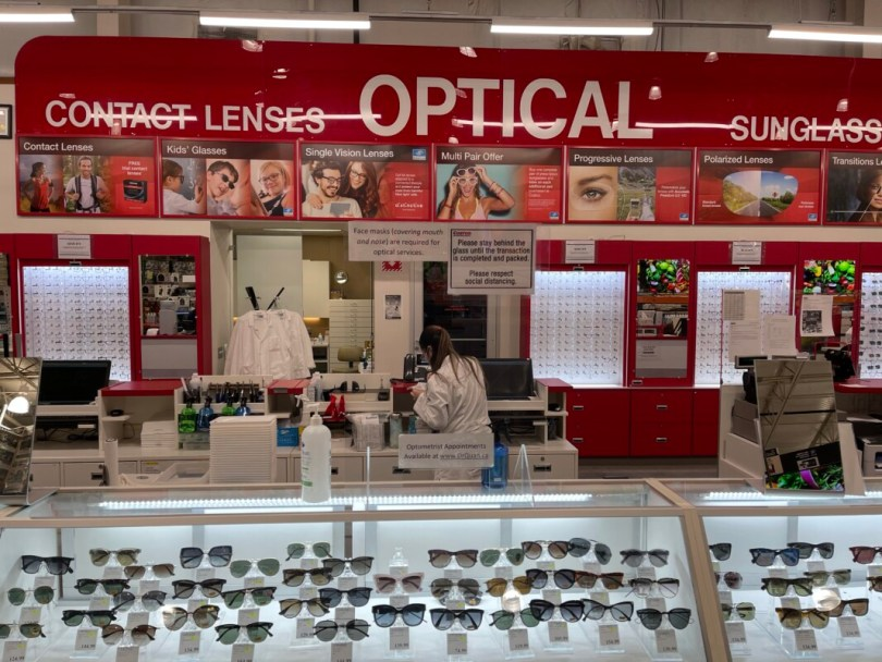 Costco Eye Exam Review