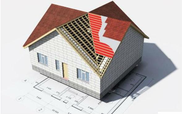 Виды конструкций многощипцовых крыш