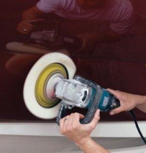 Polishing & Waxing
